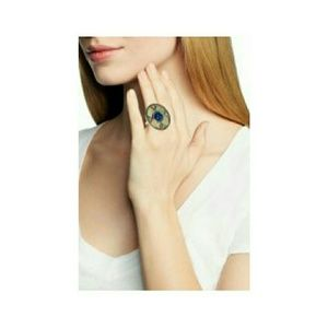 House of Harlow Dorelia Coin ring